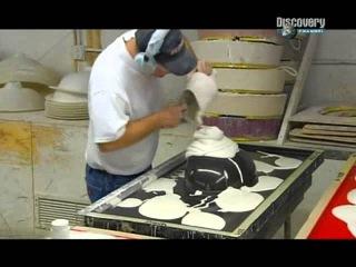 Раковины из искусственного мрамора (Как это работает)