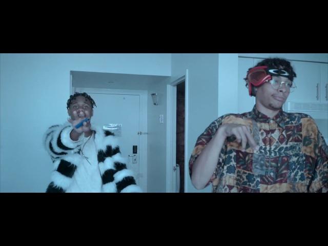 Lil Knight LilKoat Surpass Official Music Video shot by Fifty Karats visual