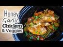 Slow Cooker Honey Garlic Chicken Veggies - What's For Din'? - Courtney Budzyn - Recipe 65