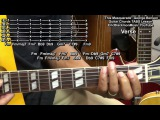 How To Play THIS MASQUERADE George Benson Guitar Chords Lesson (Leon Russell)