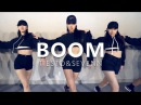 Tiësto Sevenn - BOOM / Choreography . Jane Kim