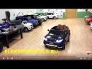 Range Rover Sport E999KX Детский электромобиль обзор