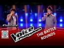 The Voice of the Philippines Battle Round To Be With You by Elmerjun Hilario and Kokoi Baldo