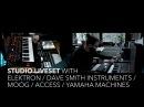 GBC live selectr: Martin Stürtzer - Techno with Elektron / DSI Pro2 / Moog / Yamaha machines