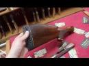 Приклад и цевье ИЖ-58 орех, старого образца, форма приклада по желанию стрелка