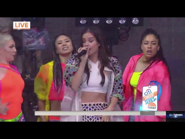 Hailee Steinfeld | Love Myself | Live On Today Show, July 14, 2017