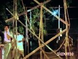 Amitabh Bachchan &amp Vinod Khanna as funny black theifs - Hera Pheri - Comedy Scene
