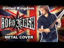 Road Rash 3 United Kingdom OST Metal cover by ProgMuz