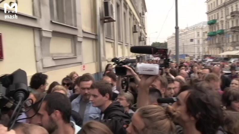 Избрание меры пресечения Кириллу Серебренникову