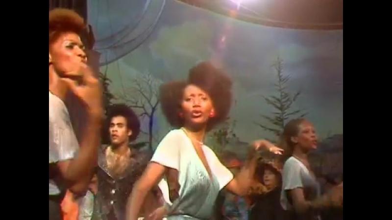 Boney M. - Daddy Cool (WDR Plattenküche 20.09.1976)