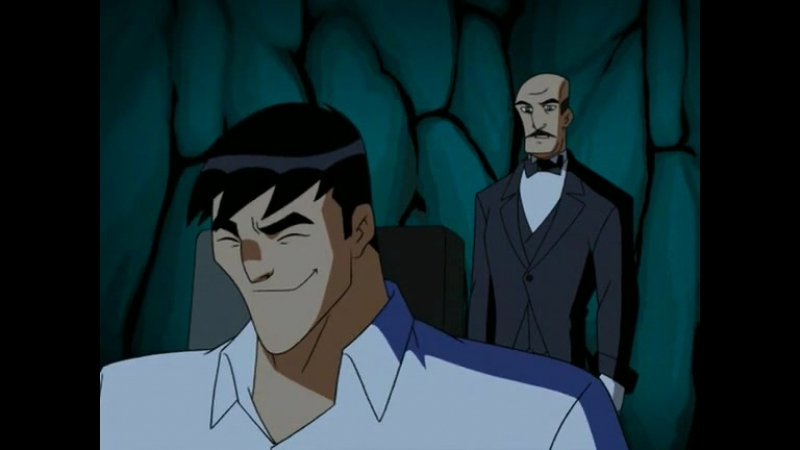The Batman.Бэтмен (2004-2008) Второй сезон 12 серия