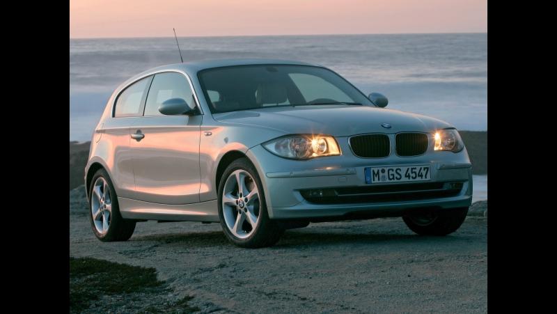 Тест Драйв - BMW 1 e81 120d
