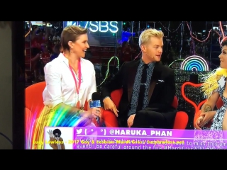 Lucy lawless interview 2017 sydney gay and lesbian mardi gras2017