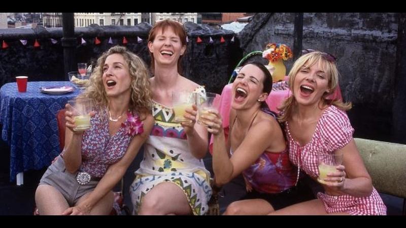 Между нами девочками: настоящая дружба - женская.