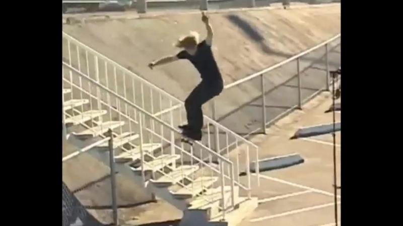 James Brockman _ Strong Sessions 2016 _ Skateboarding