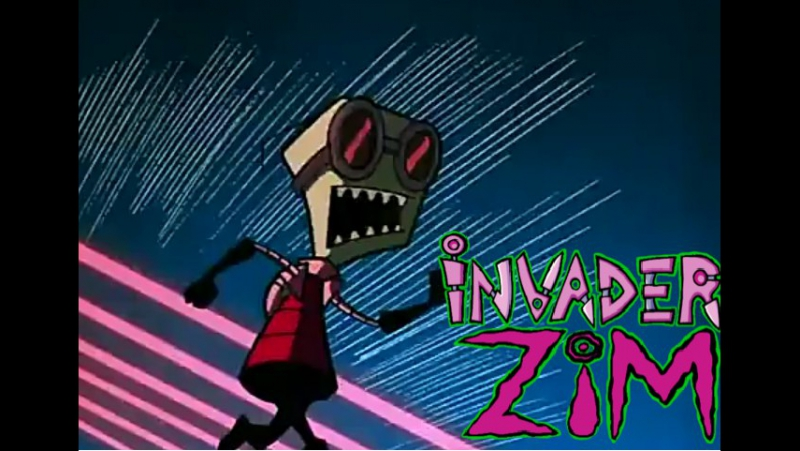 Захватчик Зим / Invader Zim s01e21