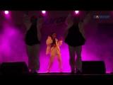 Елена Темникова на концерте в Воронеже 2017