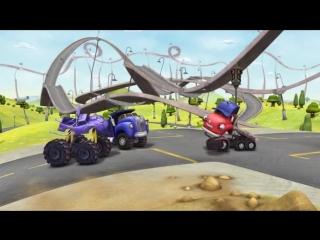 ТРАКТАУН - Чудо-ящик - Мультики про машинки и грузовики для мальчиков