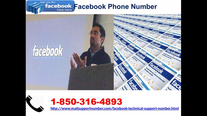 What is exactly a Facebook Phone Number 1-850-316-4893?