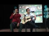 Концерт. Джохан и Карлос Мотта Сантана (Колумбия)