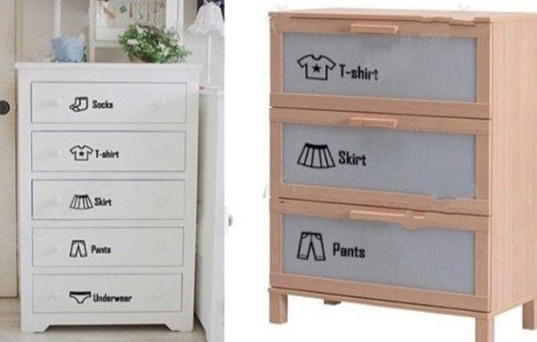 Крутые наклейки! Теперь все будет на своих местах!  https://ru.aliexpress.com/store/product/Fashion-Creative-Home-Decor-Black-Wardrobe-Storage-Sort-Decoration-DIY-Drawer-Wall-Stickers/1367230_32650069228.html?detailNewVersion=&categoryId=200001461