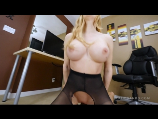 Katie banks (office fling) [2017, all sex, big tits, pov, 1080p]