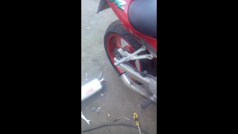 Zx9r motokot
