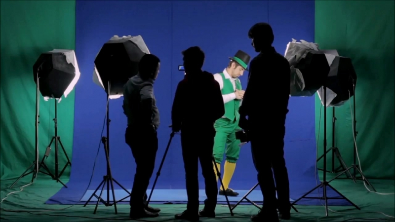 SONAR GROUP. Backstage клипа Рината Каримова на песню Черноглазая. Горцы от ума.