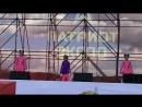 Дочь Гогунского Виталия Милана Маирко Хэй, малявка 17.06.2017 на концерте в Парке Патриот