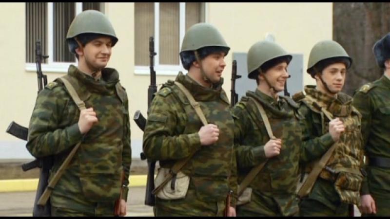 Кремлёвские курсанты - 77 серия