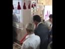 Кешегі SMart өнер мектебінің ашылу салтанаты Нұрғали Нүсіпжанов әкеміздің ақ батасымен басталды. АЛЛА тағала өнерлі өрендерімі