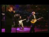 Марк Нопфлер, Клэптон, Стинг, Фил Коллинз.  Mark Knopfler, Eric Clapton, Sting  Phil Collins- Money for Nothing