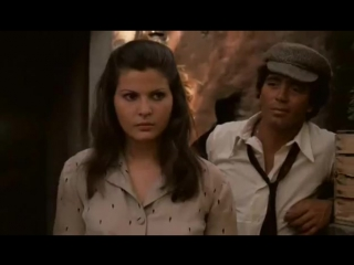 THE GODFATHER I - Sicily, Michael and Apollonia (Francis Ford Coppola)
