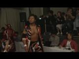 Hiroyoshi Tenzan, Satoshi Kojima, Jushin Thunder Liger vs.  Yuji Nagata, Manabu Nakanishi, Tomoyuki Oka