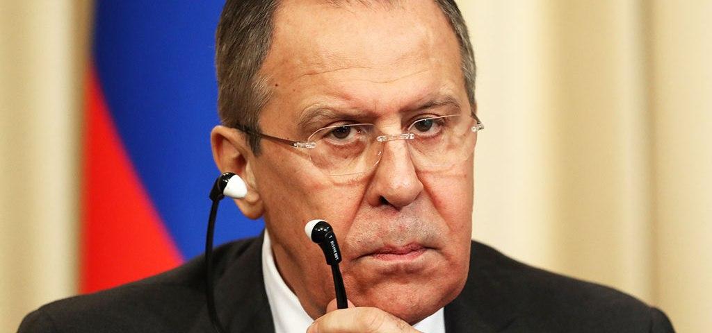 Сергей Лавров прокомментировал провокацию украинских военных кораблей в Черном море