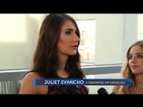 Jackie and Juliet Evancho for Celebrity Page TV