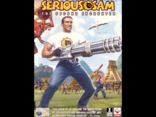 Serpent Yards Attack - Serious Sam_ The Second Encounter
