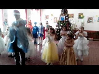Детский Школьный новогодний утренник