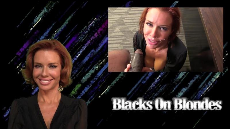 Veronica Avluv in BlacksOnBlondes (trailer)