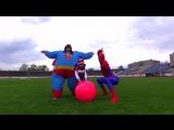 Моя МАМА Супер Мама. Сборник лучших видео. My mother is a super mom. Costume Superman