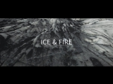 ICE  FIRE - an aerial film of Iceland-HD