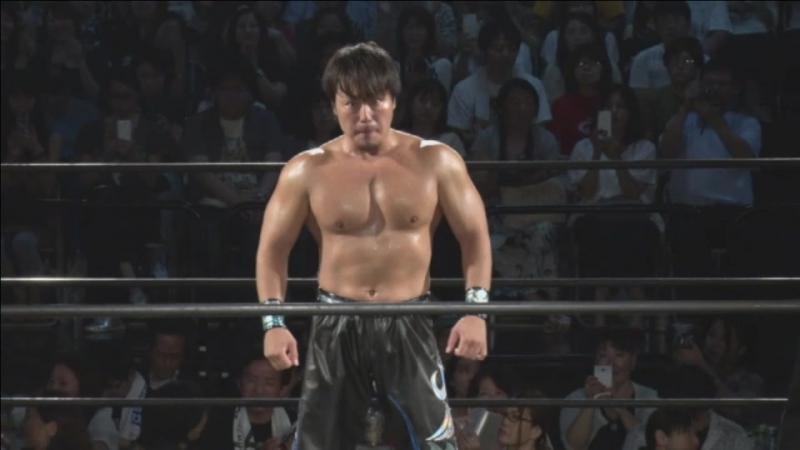 Daisuke Sasaki, HARASHIMA, Konosuke Takeshita vs. Akito, Shigehiro Irie, Tetsuya Endo (DDT - BGF 2017 ~ DDT Day ~)