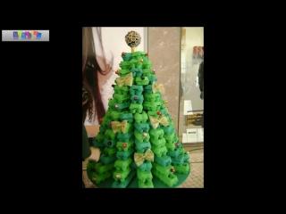 Самые необычные и красивые новогодние елки мира, посмотрите, интересно
