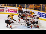 Forsberg jams home tying goal with 34 seconds left