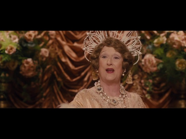 Meryl Streep as FLORENCE FOSTER JENKINS sings Adele's Laughing Song