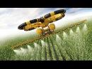 УДИВИТЕЛЬНЫЕ фрукто-уборочные машины и сельхозтехника