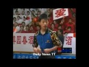 Talented Ma Long at 14 years-old