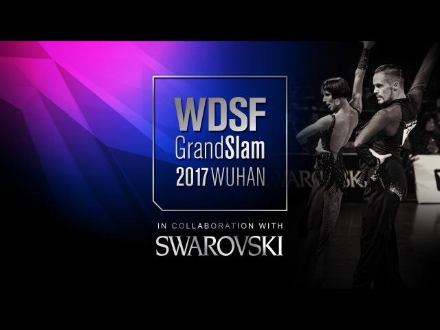 Suvorov - Libman, ISR | 2017 GS LAT Wuhan | R2 S | DanceSport Total