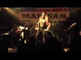 Schizogen - Womb Rider (GRIND, BRUTAL, DEATH METAL PARTY @ MADiSAN 24.09.16)