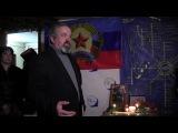 Память Моторолы почтили в петербургском Музее Новороссии: «Он русский Че Гевара!» (ФАН-ТВ)
